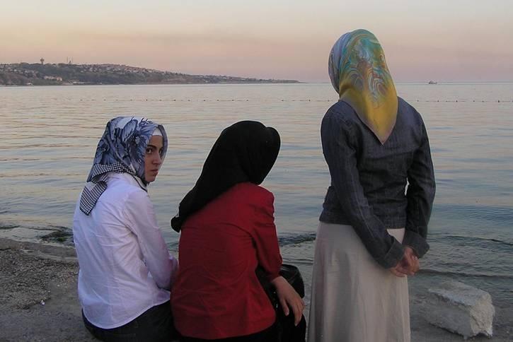 At the Sea of Marmara, Istanbul, Turkey