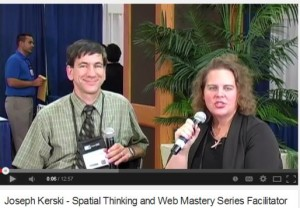 Interview with Online Learning Consortium