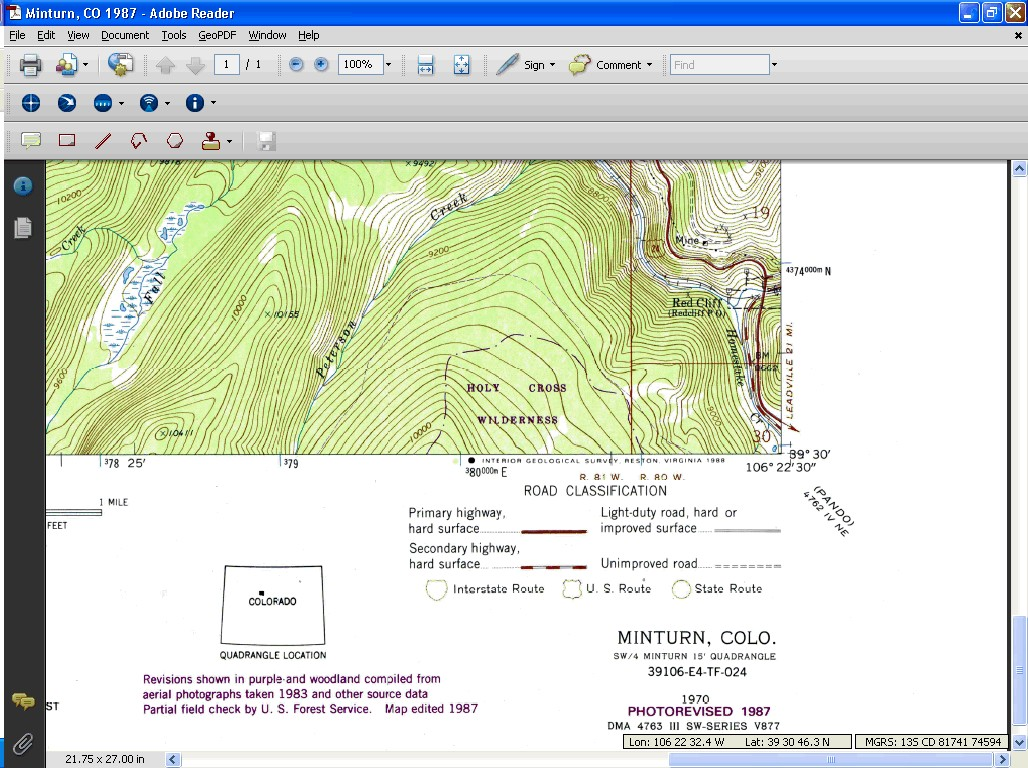 Examining USGS Historical Topographic Maps With Online Tools - Usgs topographic maps online